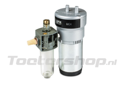 FIAMM MC4 FI 24V Compressor + Lubricator