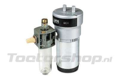 Fiamm MC4 FA 24V Compressor + Lubricator