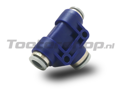 PTC Splitter 10mm to 2x 8mm